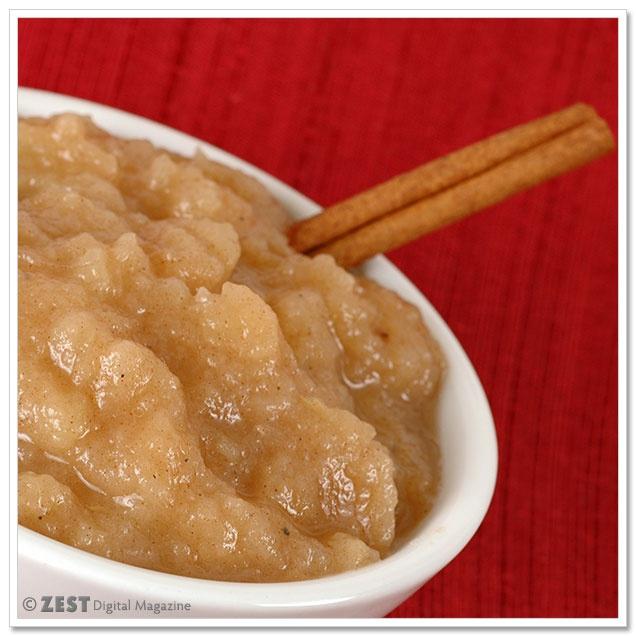 Cardamom Spiced Apple Sauce   Food   Pinterest   Spiced Apples, Apple ...