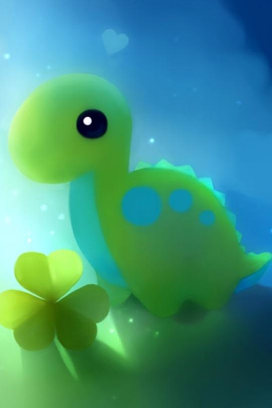 Cute dinosaur :3 my dino i want it