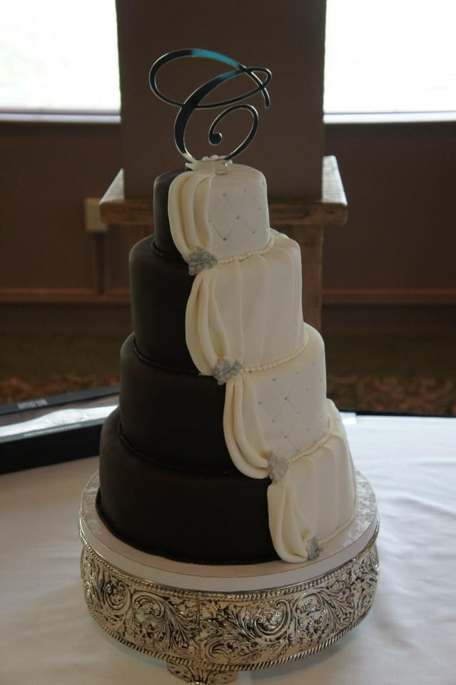 55 best Wedding 12 12 cakes images on Pinterest Cake wedding