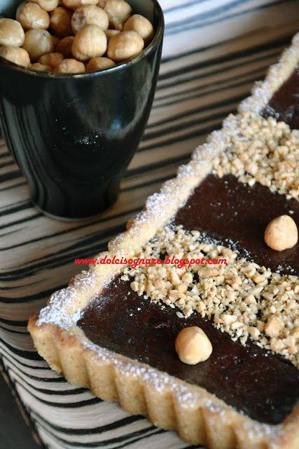 DOLCISOGNARE: Crostata dama