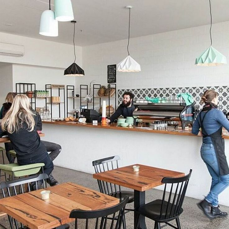 Some of our lovely recycled messmate timber table-tops at The Spot Coffee cafe in Coburg. Definitely keen to swing by and do a 'quality check' of the smashed avo. Photograph by @alexandra_m_clark.  http://www.timberrevival.com.au  https://www.instagram.com/timberrevival/  #timberrevival #localtimber #recycledtimbermelbourne #cafedesign #melbournejoinery #cafetables #melbournemade #messmate #feature #wemakeoldtimbernew
