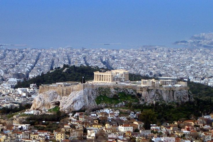 Travel Money Barometer: Athens Cheap City Break Option.