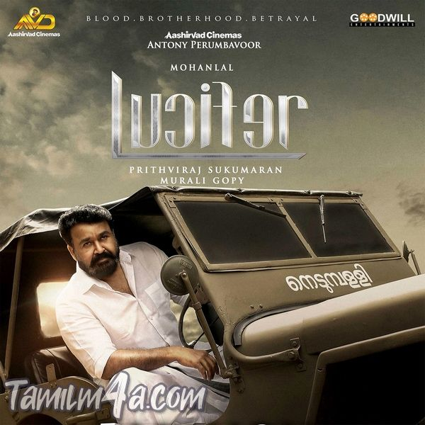Lucifer (2019) Malayalam iTunes [M4A-256Kbps] Free Download