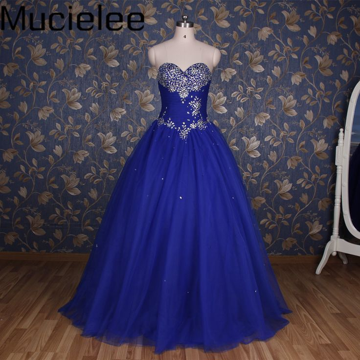 >> Click to Buy << Vestidos De 15 Anos Sweet 16 Dresses Debutante Gown Royal Blue Quinceanera Dresses Cinderella Quinceanera Gowns for 15 Years #Affiliate