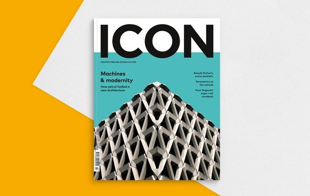 Icon 169: The golden age of transport, Faye Toogood, Farshid Moussavi and the legacy of Bang & Olufsen - Icon Magazine