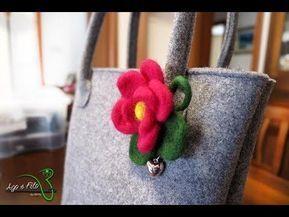 Come fare una borsa birkin in neoprene o feltro DIY idea
