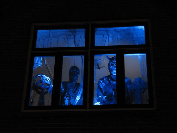 our own haunted house decorated with homemade halloween haunted house ideas and props