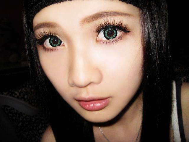 Fashion Colored Contacts
