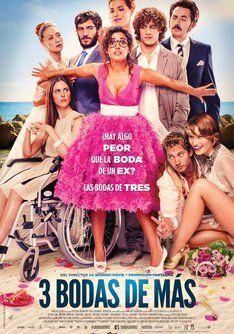 """Tráiler de """"3 bodas de más"""". Información, sinópsis y ficha técnica de la película: Wedding, More, Movies, But Of, Movie, Tres Bodas, Más 2013, Who"""