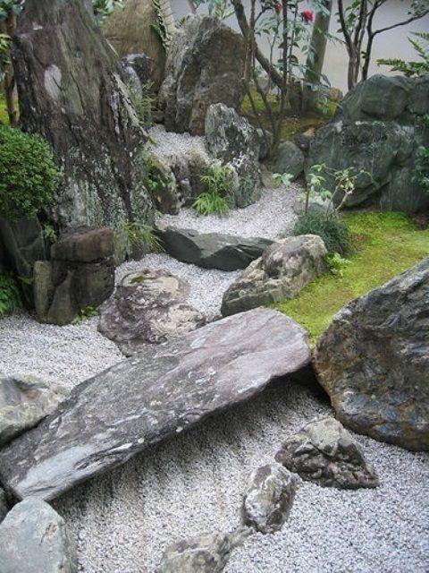 awesome 40 philosophic zen garden designs zen garden with natural stone grass tree