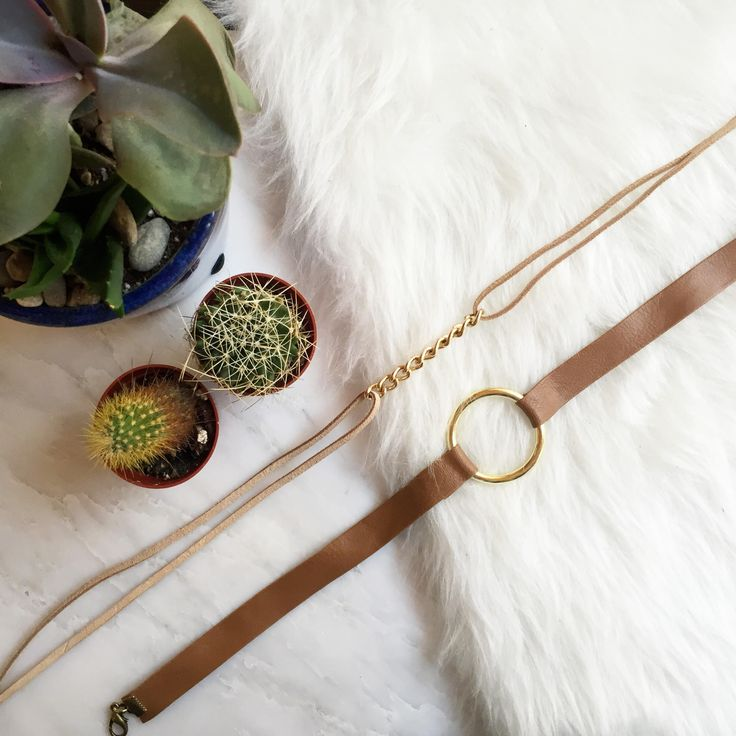 DIY – 3 CHOKER NECKLACES STEP BY STEP