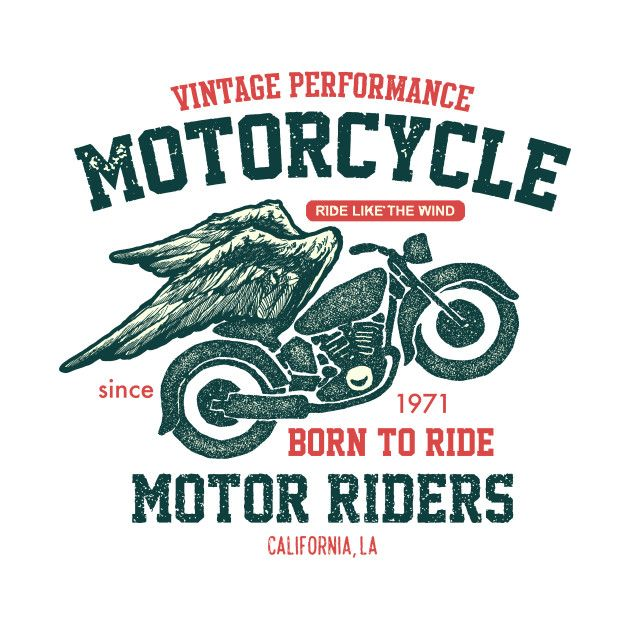 Check Out This Awesome Motor Riders Design On Teepublic In 2020