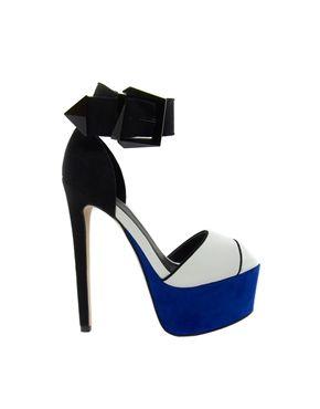 ASOS HEIGHTEN Heeled Sandals