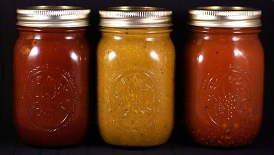 Barbecue Sauces For Everyone / big crowds..huge recipe