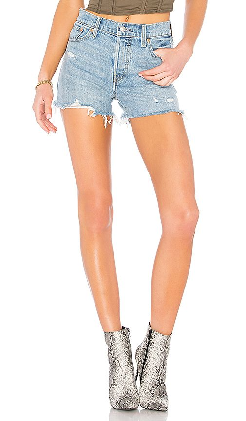 0f189ad5 LEVI'S Wedgie Short in Snooze You Lose | REVOLVE | clothes | Levi ...