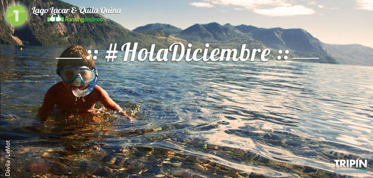 Hola Diciembre !!! Le damos la bienvenida al mes del #Verano2014 =)=) La imágen corresponde al Lugar Magico 2013, el hermoso Lago Lacar y Quila Quina en San Martín de los Andes. Ph. Efraín Dávila. http://www.tripin.travel/san-martin-de-los-andes/ :: Hello December! Welcome to the month of Summer =) =) The image corresponds to the 2013 Magic Place.. the beautiful Lacar Lake and Quila Quina in San Martin de los Andes.