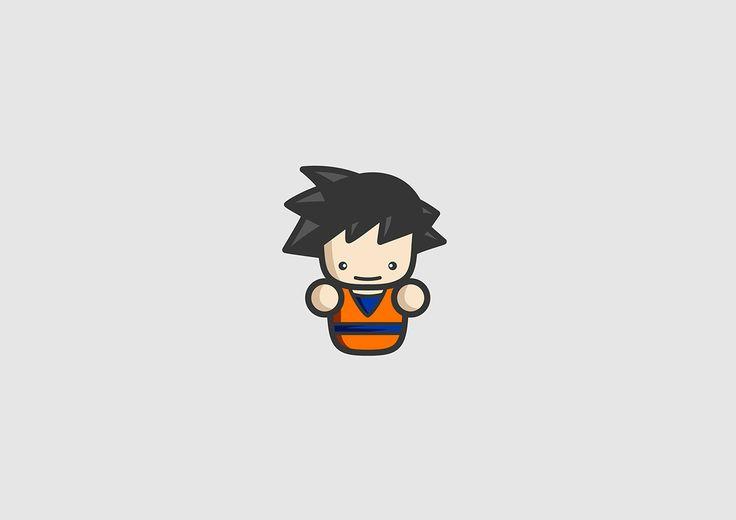 E esse é o menino Goku!