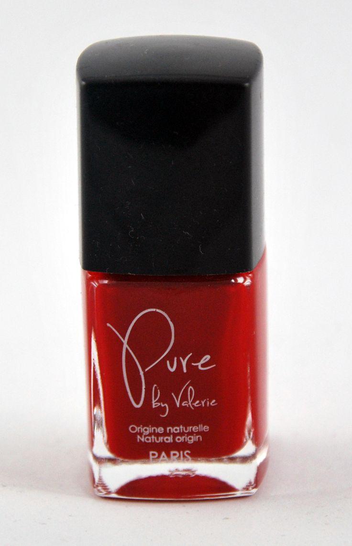 Pure by Valerie, vernis écologique - ecologic Nail Lacquer