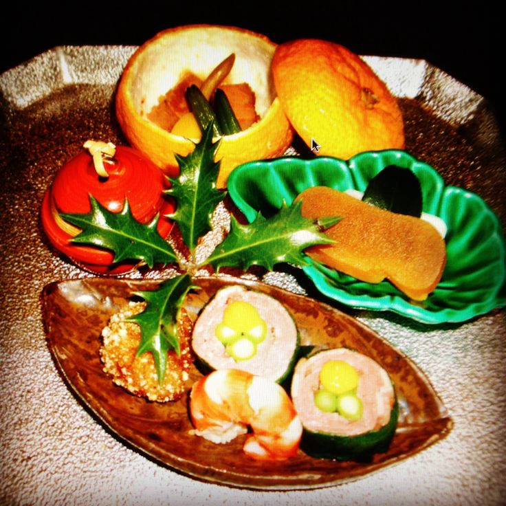 First course at the famous Gora Kadan in Hakone, living a Travelife. www.travelifemagazine.com