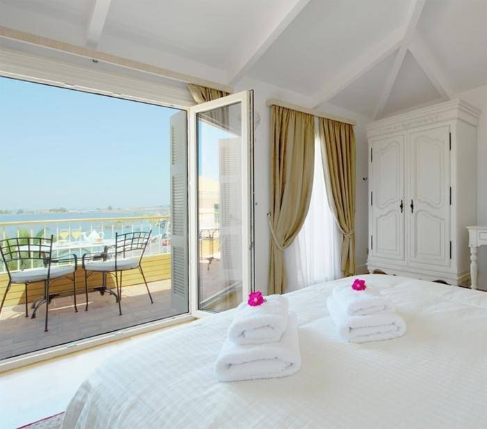 The A' class traditional hotel Boschetto