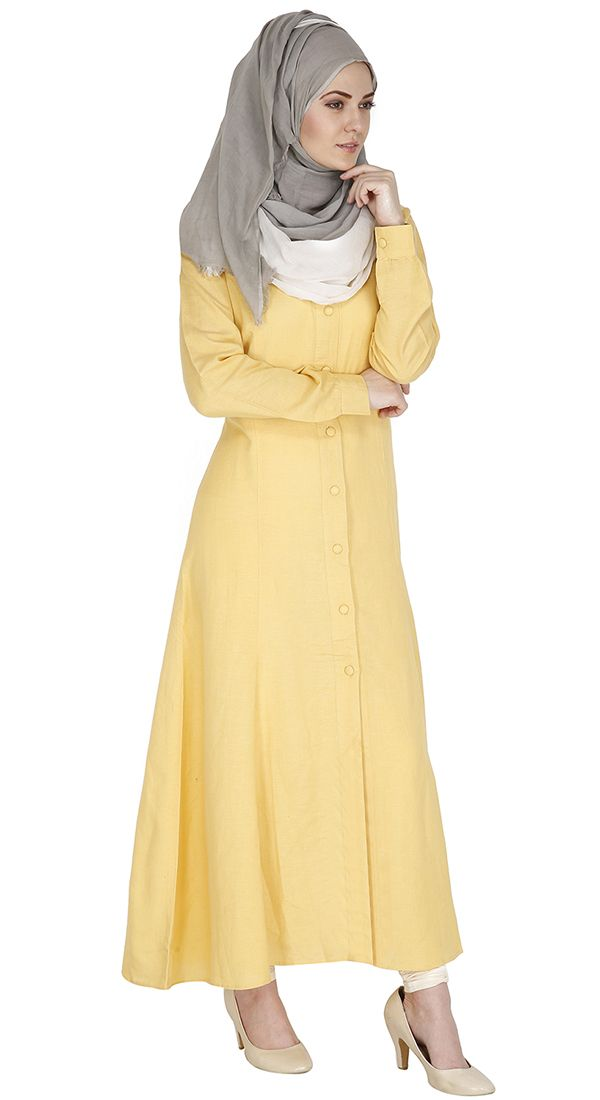 Beautiful Abaya Design for everyday!!