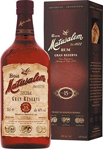 matusalem rum gran riserva