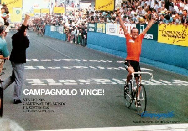 Cycling 1985 Campagnolo World
