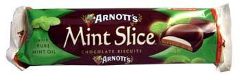 Arnott's source their ingredients from around the world, using pure mint oil and the finest cocoa. Each pack contains 13 biscuits, each with a delicious cocoa flavoured biscuit topped with mint cream and covered in Arnott's own real chocolate, perfect for after dinner.