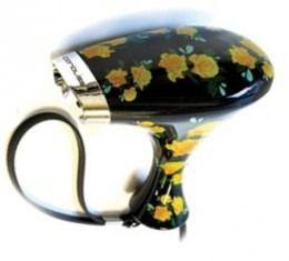 Corioliss Mini Vintage Dryer - Black Floral  Sale Price£25.99  High Street Price: £39.99  35% off sale