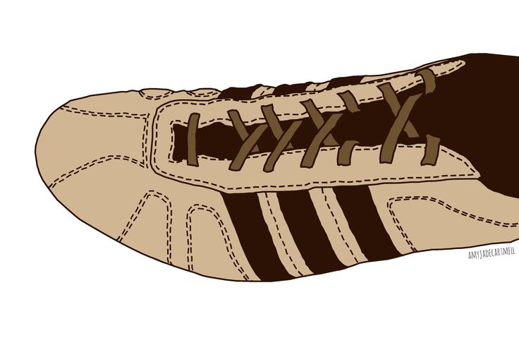 Football Boot - Illustrations by Amy Jade Cartmell