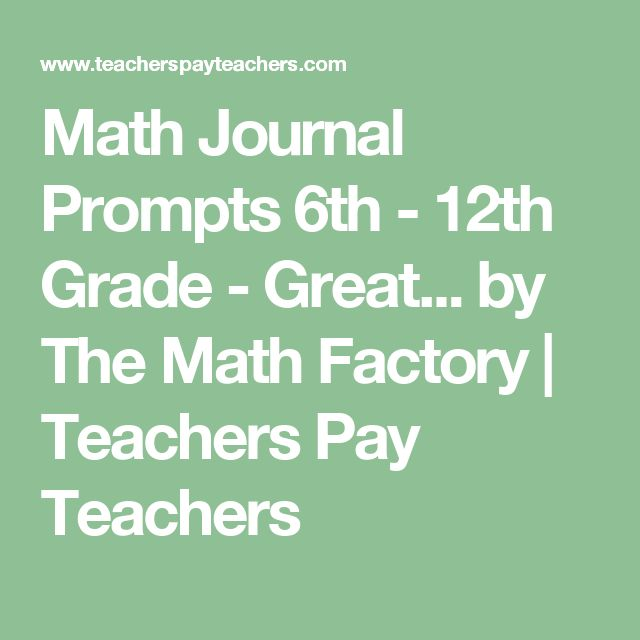 writing prompts for 6th grade Writing prompts for kids when i was in 6th grade, i had a wonderful language arts teacher named mrs reinhardt each morning, she would write a writing prompt on.