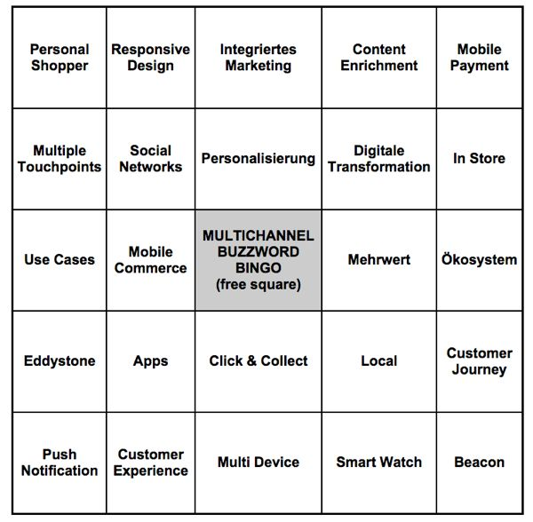 Bingo marketing