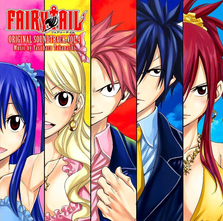 Хвост Феи Оригинальный Саундтрек Том 4 - Fairy Tail Wiki - Wikia