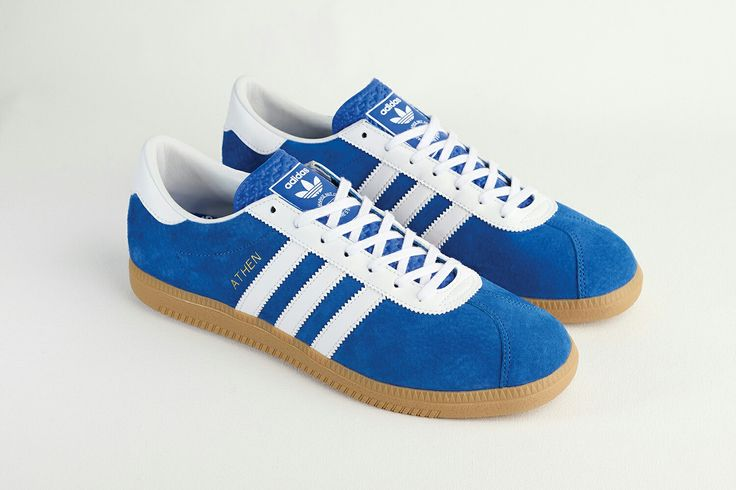 Looking so vintage and so damn cool, the Athen re-issue is a Size? exclusive launching on Friday 21st October