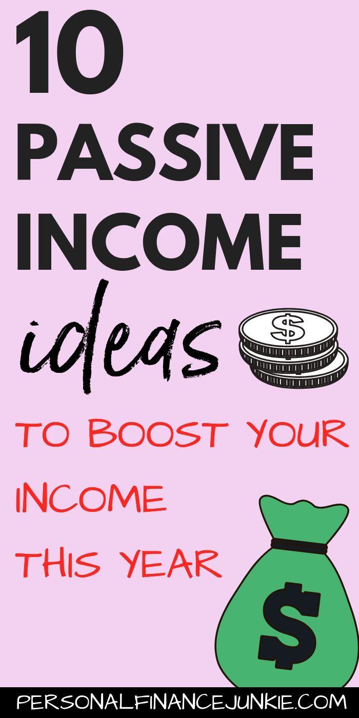 10 Legit Passive Income Ideas – #Ideas #Income #Le…