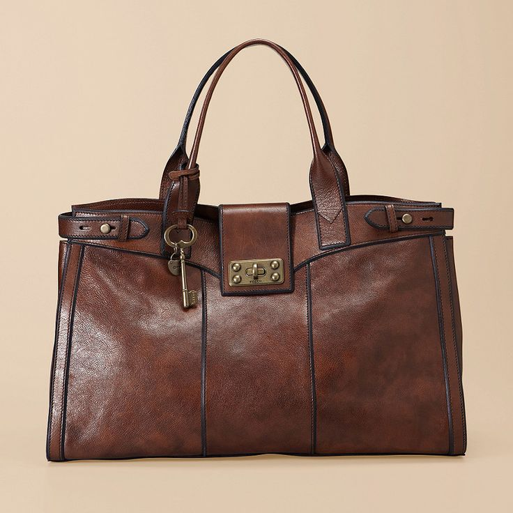 fossil: Fossil Bags, Weekend Bags, Diapers Bags, Fossil Purses, Brown Bags, Leather Totes, Work Bags, Leather Bags, Fossil Handbags