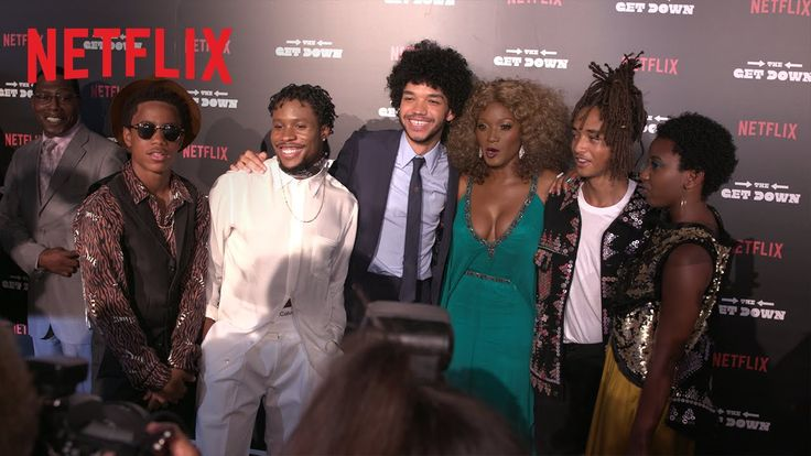 Back to the Bronx: The Premiere of The Get Down | #netflix #music #NYC #TheBronx…