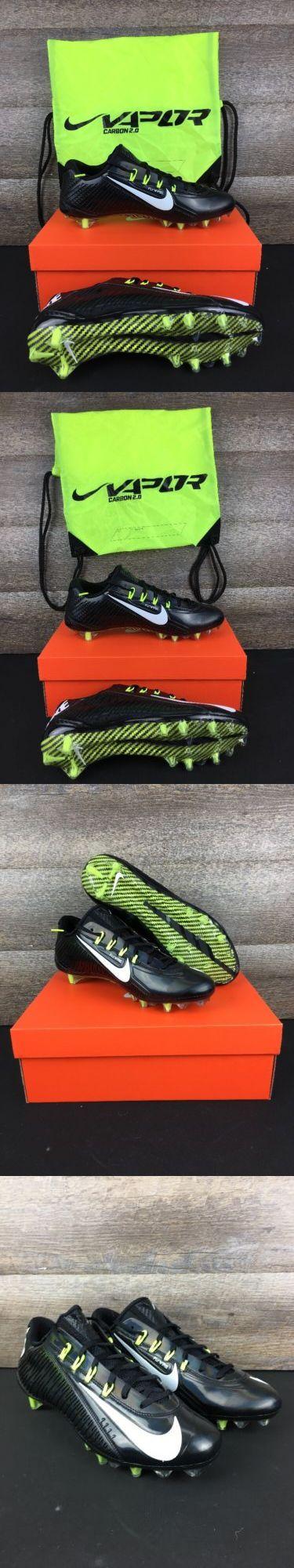 Men 159116: Nike Vapor Carbon Elite 2014 Td Football Cleats Black 631425-011 Men S Size 10.5 -> BUY IT NOW ONLY: $79.99 on eBay!