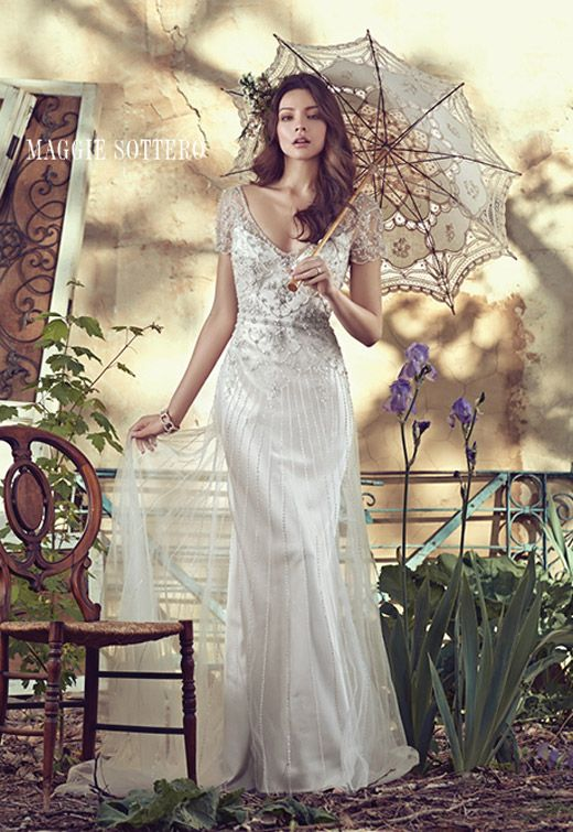 39 best Maggie Sottero images on Pinterest | Wedding frocks ...