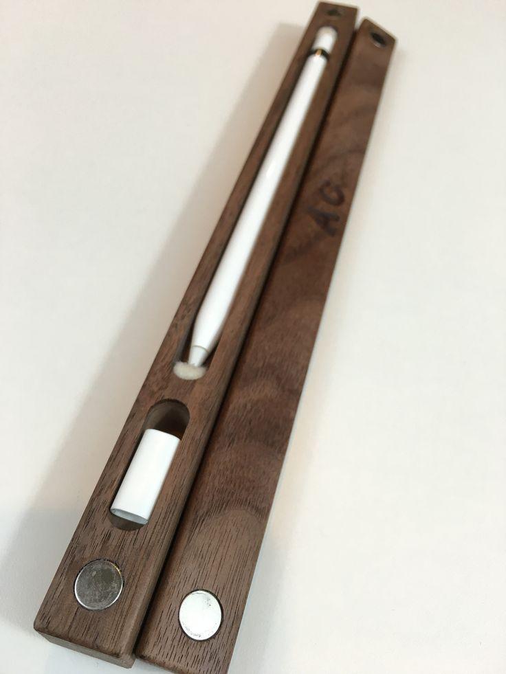 Apple iPad Pro Apple Pencil Case Hardwood Series