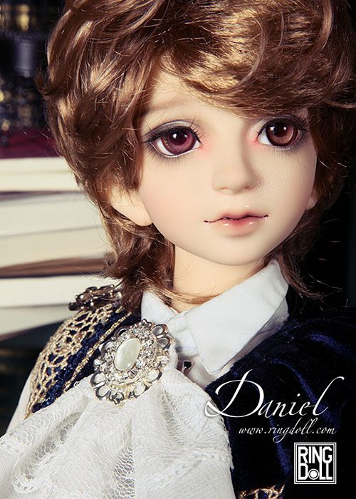 Advance notice-Daniel 3 by Ringdoll.deviantart.com on @deviantART