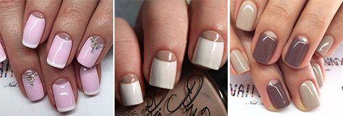 Модный маникюр - 2015: новые эффекты на ногтях. Модный цвет лака 2015