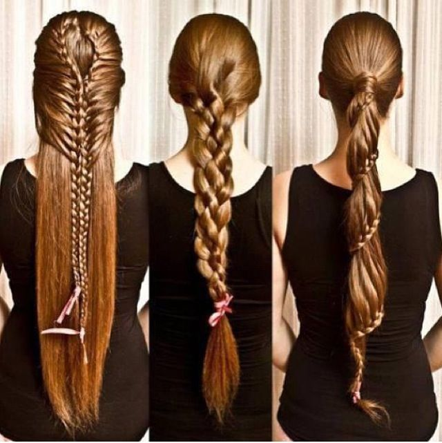 Incredible 1000 Images About Hairstyles For Really Long Hair On Pinterest Hairstyles For Men Maxibearus