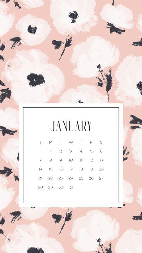 Digital Wallpapers January 2018 | May Designs