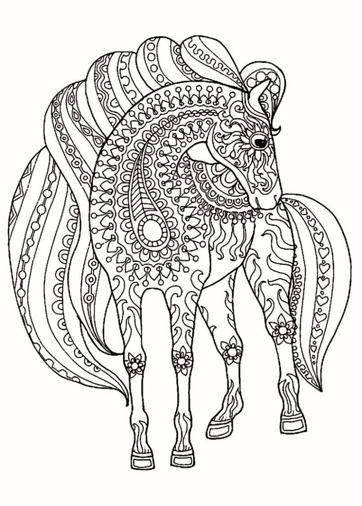 Animal Mandala Coloring Pages Mandala Coloring Pages Pdf Beautiful Gallery Animal Mandala Co Elephant Coloring Page Horse Coloring Pages Mandala Coloring Books