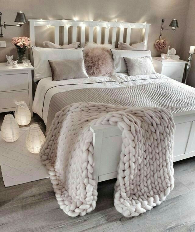 Stunning bedroom decor you can try in your house 17
