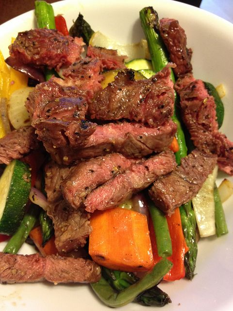 365 Paleo Recipe Project: DAY 31 - Ultimate Grilled Veggie Platter