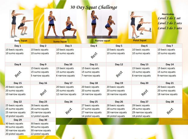 53 best images about Fitness and 30 day challenges on ...