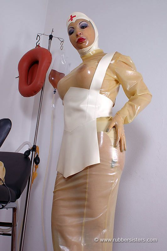 45 best images about Rubber apron on Pinterest | Lady, Honey and Nurses