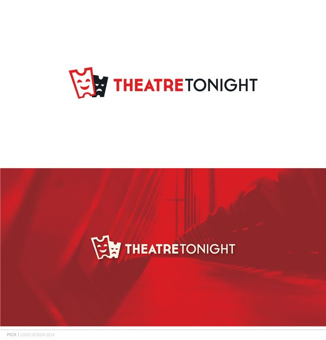 Create a modern sleek logo for a last minute theatre tickets company by PICH